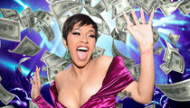Cardi B's Not Leaving Mommy Duty For Anything Less Than $300k Per Show