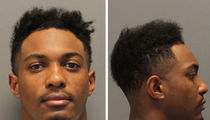 NFL's Cayleb Jones Mug Shot After Domestic Violence Arrest
