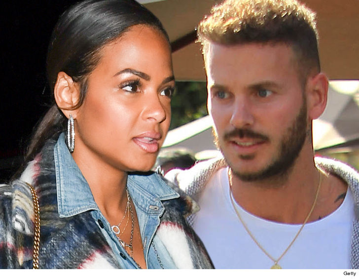 matt pokora dating christina milian