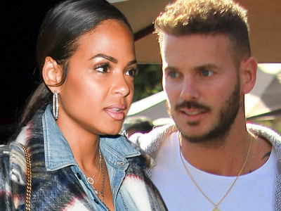 Christina Milian and M. Pokora Hit by Burglars A Second Time in 4 Days