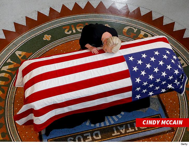 John McCain remembered: Obama, Bush give eulogies at Washington funeral