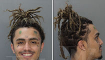 Lil Pump Arrested by Miami PD for No Driver's License