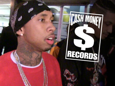 Tyga Sues Cash Money and Young Money Over Albums, Asks $10 mil