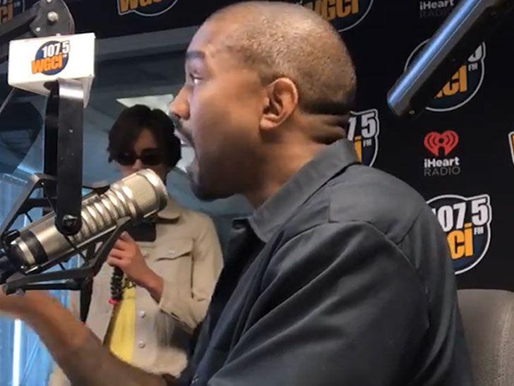 Kanye West Re-Explains Slavery Was 'a Choice,' Invokes Spirit of Nat Turner