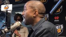 Kanye West Re-Explains Slavery Was 'a Choice,' Invokes Spirit of Harriet Tubman