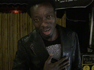 Michael Blackson to Odell Beckham, 'F**k Charity, Gimme That Money!'