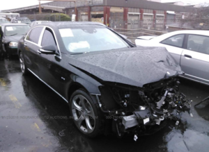 Macklemore's Crashed Car Photos
