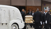 Aretha Franklin's Casket Moved to Father's Church Ahead of Memorial Concert