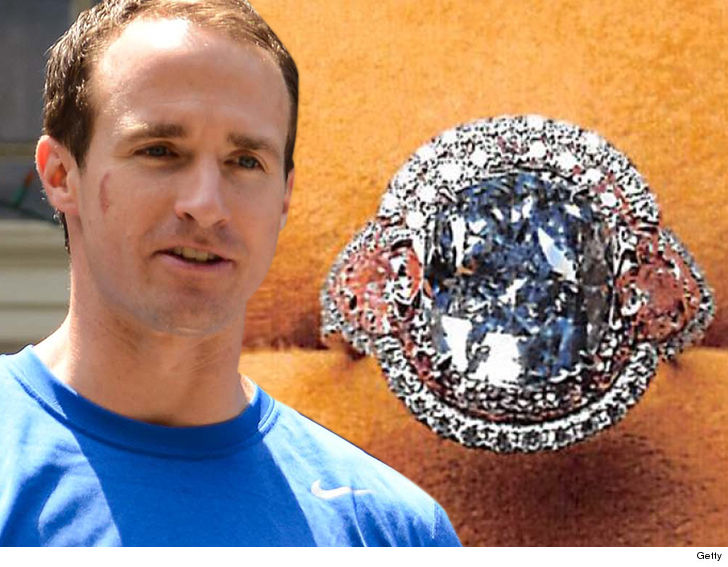 3e87afe87a1 Drew Brees Hit with  7 Mil Bombshell In Jewelry War