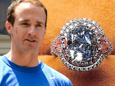 Drew Brees Hit with $7 Mil Bombshell In Jewelry War