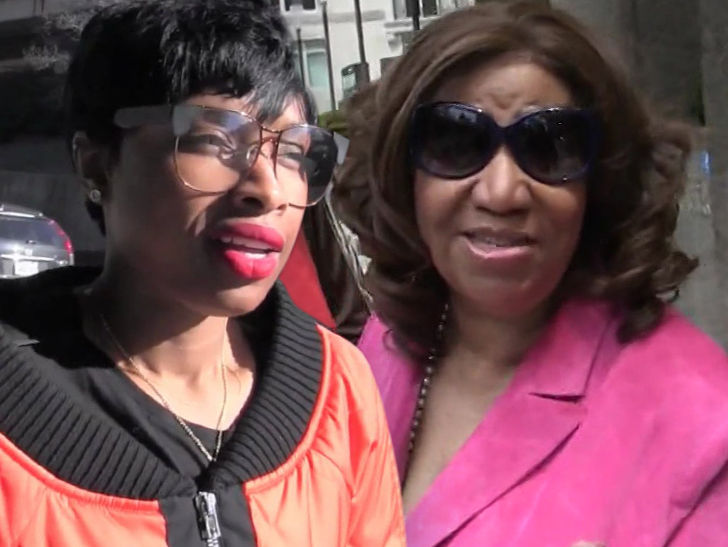"""Jennifer Hudson will sing """"Amazing Grace"""" at Aretha Franklin funeral."""