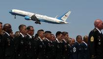 Sen. John McCain's Casket Transferred to D.C. Aboard Trump-Approved Jet