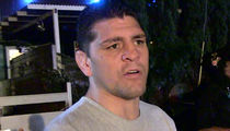Nick Diaz's Attorney Says Domestic Violence Case Dropped
