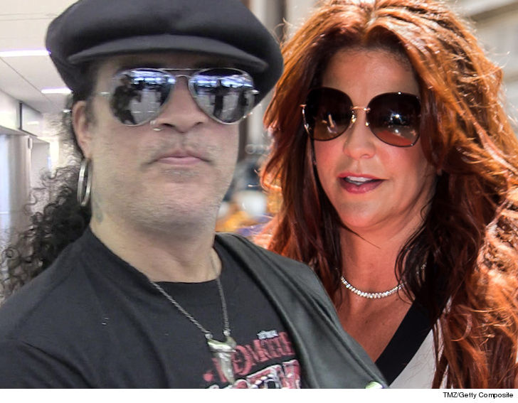Slash Says He'll Help Perla If She Agrees to Divorce Deal ...
