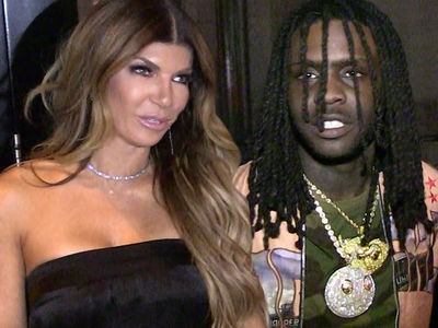 Teresa Giudice Plans Legal Action Against Chief Keef Over Cover Art Mansion Photo