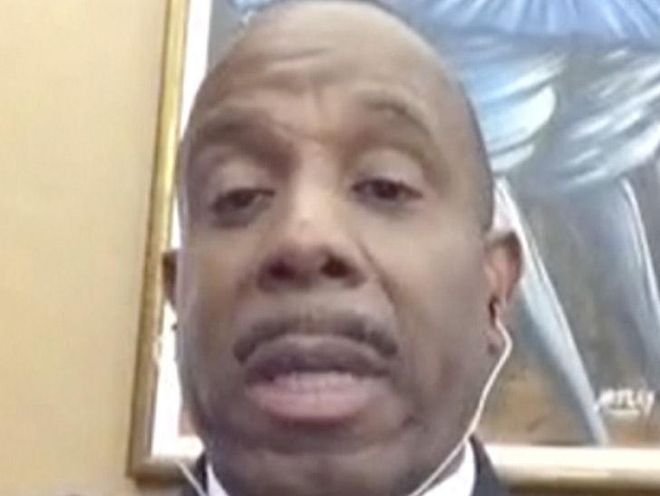 Pastor Charles H. Ellis III Says Aretha Franklin