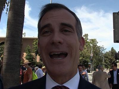 L.A. Mayor Eric Garcetti Explains Real Reason Behind Obama Boulevard