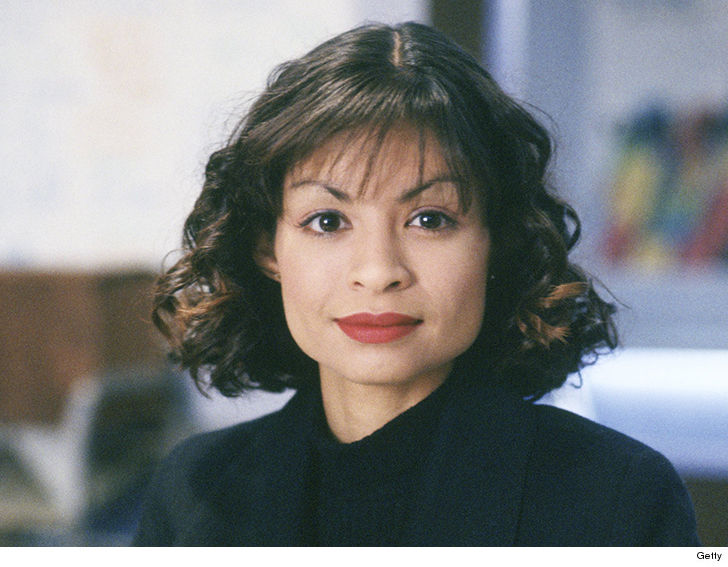 'ER' Actress Vanessa Marquez Shot and Killed by Cops