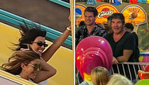 Malibu Chili Cook-Off Attracts Kourtney Kardashion, Simon Cowell, Orlando Bloom