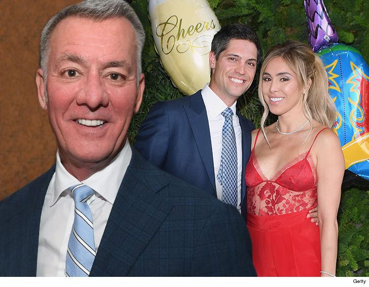 Ex-UFC Owner's Daughter Has Bruno Mars, John Mayer & Seal Play Wedding