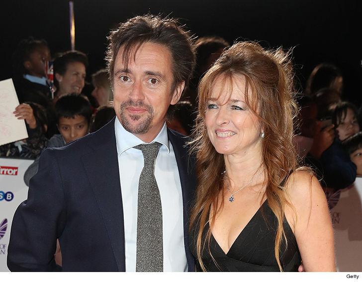 'Top Gear' Host Richard Hammond & Wife Gassed by Burglars in Saint-Tropez