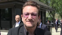 Bono Loses Voice and Cancels U2 Concert