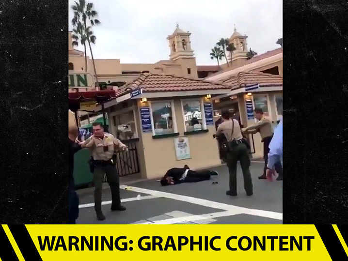 Man Shot Outside Ice Cub Concert at Del Mar Racetrack