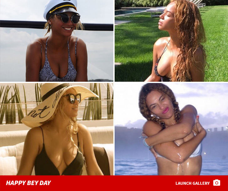 Beyonce It's 37th Heaven ... Happy Bey-Day, Y'All!!!