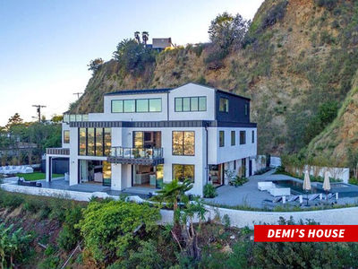 Demi Lovato's Home is a Hard Sell