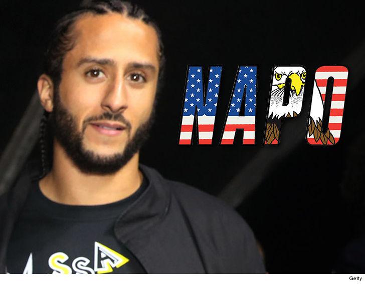 997522656f616 National Police Organization Calls for Nike Boycott Over Kaepernick ...