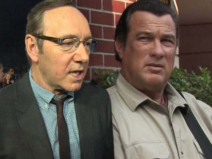 Kevin Spacey, Steven Seagal Won