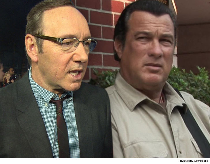 Kevin Spacey, Steven S...