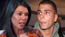Kourtney Kardashian and Younes Bendjima Not Back Together Despite Photos