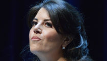 Video of Monica Lewinsky Storming Out of Q&A After Bill Clinton Question