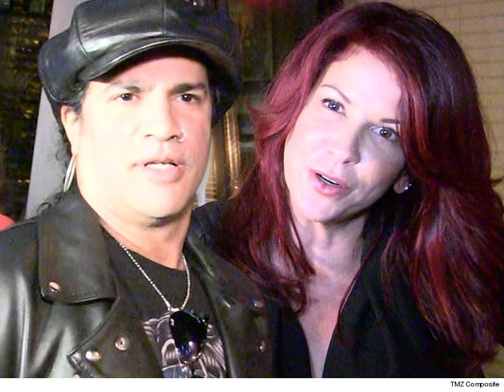 Slash and Estranged Wife Head to Court Over Finances ...