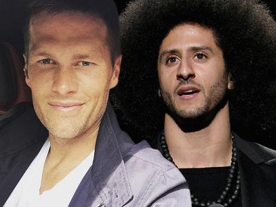 Tom Brady 'Likes' Colin Kaepernick's Nike Deal