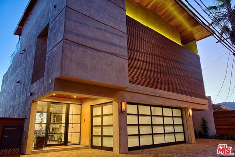 Christian Yelich's Malibu house