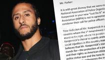 Black Police Org. Furious Over Nike Boycott, We Support Kaepernick