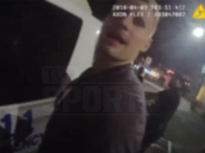 NHL's Richard Panik's Drunken Arrest Video, 'I Play for the Coyotes!'