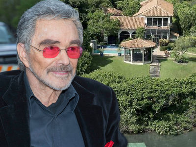 Burt Reynolds Lived Out Last Days at Longtime FL Home Thanks to Loving Landlord