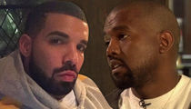 Drake Says Kanye West is Welcome at His Upcoming Concert