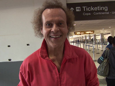 Richard Simmons Back in Action with New Project on TalkShop.live