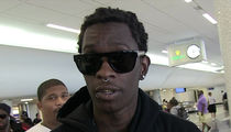 Young Thug Charged With 8 Felonies For Drug And Gun Possession
