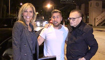 Larry King Thrilled to See Lance Bass on His 21st Wedding Anniversary