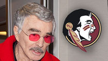 Florida State to Honor Burt Reynolds with Helmet Decals