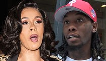 Cardi B Announces She and Migos' Offset Have Split, 'We're Not Together Anymore'