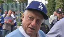 Tommy Lasorda's Brother Killed In Car Crash with Police Officer