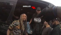Ty Dolla $ign Drug Bust Video Shows Skrillex Was There Too