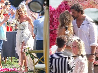 Denise Richards Marries Aaron Phypers in Front of 'RHOBH' Cameras