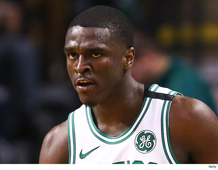 Celtics issue statement on reported Jabari Bird arrest